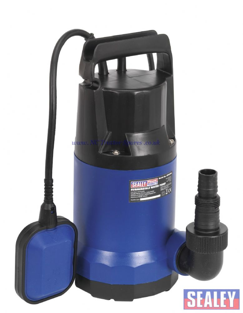 Submersible Water Pump Automatic 250ltr/min 230V